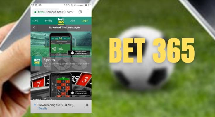 bet365 app