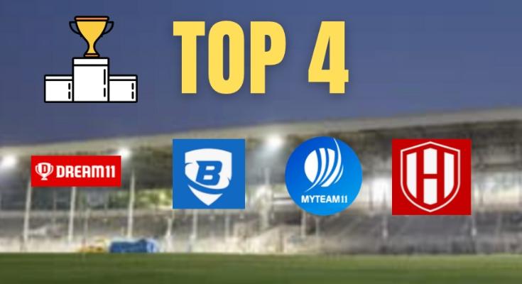 top 4 apps