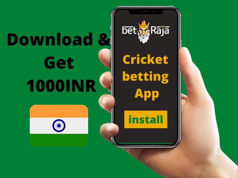 cricket betting app